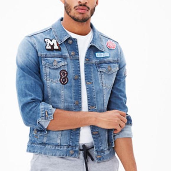 various design sale online available S. Oliver Mens Denim Jacket